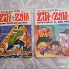 Tebeos: TEBEOS DE ZIPI-ZAPE ALEGRES HISTORIETAS AÑOS 70. Lote 171595083