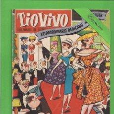 Tebeos: TIO VIVO - Nº 2 - EXTRAORDINARIO ''DEDICADO'' A LA MUJER - BRUGUERA. (1957).. Lote 171597244
