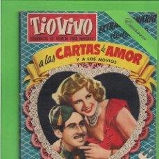 Tebeos: TIO VIVO - Nº 67 - EXTRAORDINARIO - DEDICADO A LAS CARTAS DE AMOR Y A LOS NOVIOS - BRUGUERA (1966).. Lote 171597844