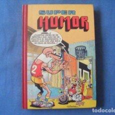 Tebeos: COMIC SUPER HUMOR Nº 24 2º ED 1992 MORTADELO Y FILEMON ZIPI ZAPE BOTONES SACARINO CARPANTA BRUGUERA. Lote 171608969