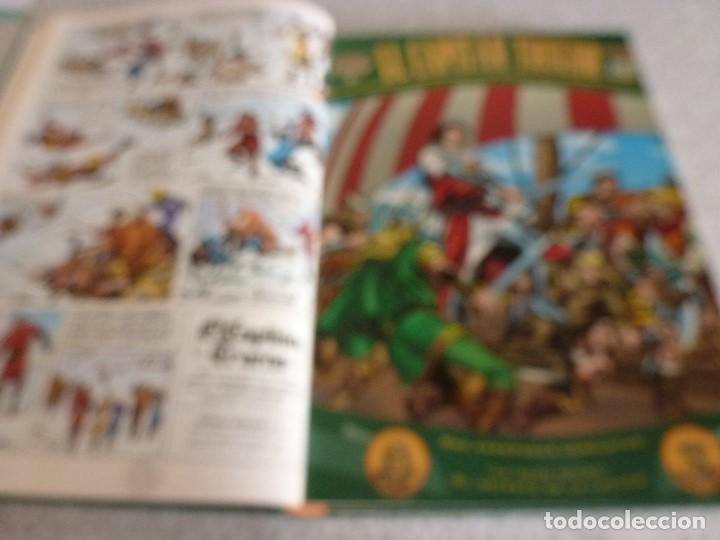 Tebeos: EL CAPITAN TRUENO EXTRA ENCUADERNACIÓN LUJO 3 TOMOS-(1ª EDICIÓN 1998) TOTAL 31 EJEMPLARES COMO NUEVO - Foto 9 - 171614204