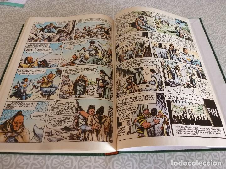 Tebeos: EL CAPITAN TRUENO EXTRA ENCUADERNACIÓN LUJO 3 TOMOS-(1ª EDICIÓN 1998) TOTAL 31 EJEMPLARES COMO NUEVO - Foto 13 - 171614204