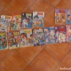 Tebeos: LOTE 13 SUPER LOPEZ OLÉ AÑOS 80 Y 90 CON MUCHAS PRIMERAS EDICIONES VER LISTA . Lote 171668753