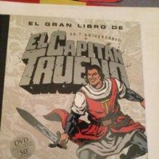 Tebeos: TRUENO - 50 ANIVERSARIO- CON DVD. Lote 171679852