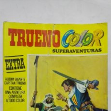 Tebeos: TRUENO COLOR SUPERAVENTURAS, EXTRA, Nº 2, SEGUNDA EPOCA, AÑO 1975. Lote 171691072