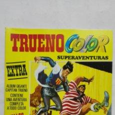 Tebeos: TRUENO COLOR SUPERAVENTURAS, EXTRA, Nº 10, TERCERA EPOCA, AÑO 1978. Lote 171691395