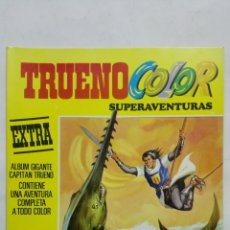 Tebeos: TRUENO COLOR SUPERAVENTURAS, EXTRA, Nº 23, SEGUNDA EPOCA, AÑO 1977. Lote 171691893