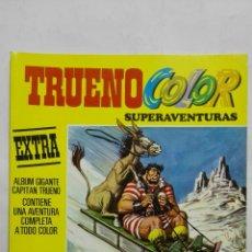 Tebeos: TRUENO COLOR SUPERAVENTURAS, EXTRA, Nº 24, SEGUNDA EPOCA, AÑO 1977. Lote 171691930
