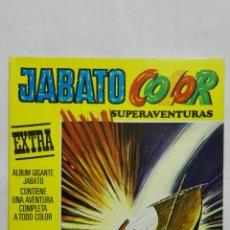 Tebeos: JABATO COLOR SUPERAVENTURAS, EXTRA, Nº 38, SEGUNDA EPOCA, AÑO 1977. Lote 171692193