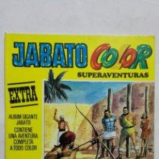 Tebeos: JABATO COLOR SUPERAVENTURAS, EXTRA, Nº 39, SEGUNDA EPOCA, AÑO 1977. Lote 171692212