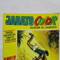 Tebeos: JABATO COLOR, ALBUM EL JABATO, Nº 27, AÑO 1971. Lote 171692340