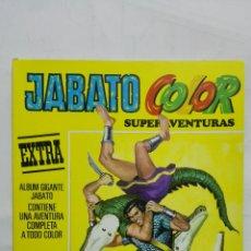 Tebeos: JABATO COLOR, SUPERAVENTURAS - EXTRA, Nº 9, TERCERA EPOCA, AÑO 1978. Lote 171692465
