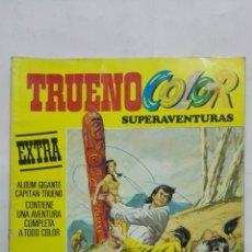 Tebeos: TRUENO COLOR SUPERAVENTURAS, EXTRA, Nº 13, SEGUNDA EPOCA, AÑO 1976. Lote 171696454