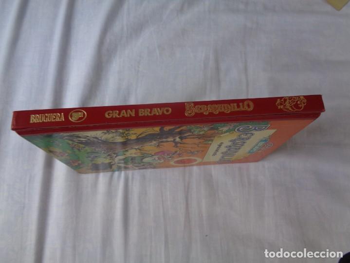 Tebeos: GRAN BRAVO SUPER HUMOR BERMUDILLO EL GENIO DEL HATILLO. BRUGUERA 1ª ED 1982. RARO. - Foto 3 - 171734909