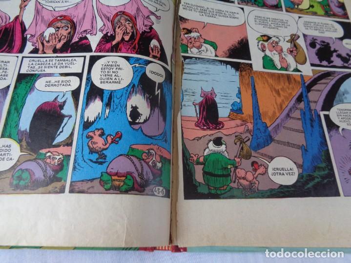 Tebeos: GRAN BRAVO SUPER HUMOR BERMUDILLO EL GENIO DEL HATILLO. BRUGUERA 1ª ED 1982. RARO. - Foto 6 - 171734909