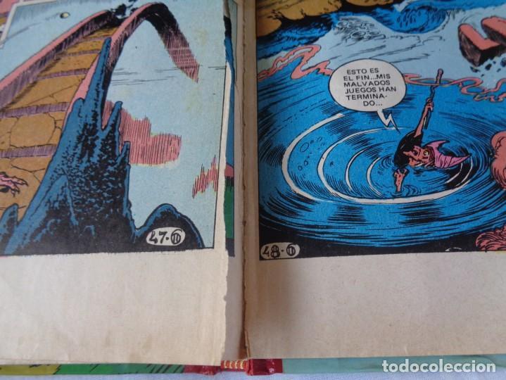Tebeos: GRAN BRAVO SUPER HUMOR BERMUDILLO EL GENIO DEL HATILLO. BRUGUERA 1ª ED 1982. RARO. - Foto 9 - 171734909