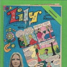 Tebeos: LILY - Nº 687 - REVISTA JUVENIL FEMENINA - BRUGUERA - (1975) - CON EL PÓSTER DE DONNA HIGHTOWER.. Lote 171761005