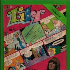Tebeos: LILY - Nº 699 - REVISTA JUVENIL FEMENINA - BRUGUERA - (1975) - CON EL PÓSTER DE PACO DE LUCÍA.. Lote 171762098