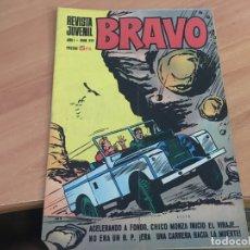 Tebeos: BRAVO Nº 20 CHICO MONZA (BRUGUERA) (COIB8). Lote 171765864