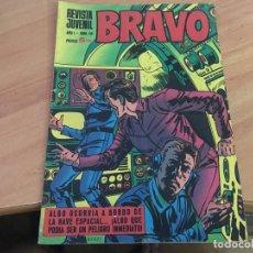 Tebeos: BRAVO Nº 18 (BRUGUERA) (COIB8). Lote 171765928