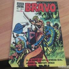 Tebeos: BRAVO Nº 15 (BRUGUERA) (COIB8). Lote 171766085