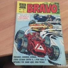 Tebeos: BRAVO Nº 3 (BRUGUERA) (COIB8). Lote 171766315