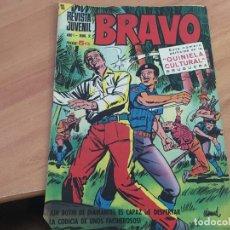 Tebeos: BRAVO Nº 2 (BRUGUERA) (COIB8). Lote 171766370