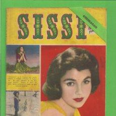 Tebeos: SISSI - Nº 29 - REVISTA FEMENINA - LA FULGURANTE VIDA DE JENNIFER JONES - BRUGUERA - (1958).. Lote 171785595