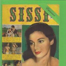 Tebeos: SISSI - Nº 36 - REVISTA FEMENINA - LA VIDA DE PIER ANGELI Y VIC DAMONE - BRUGUERA - (1958).. Lote 171787207