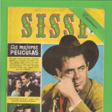 Tebeos: SISSI - Nº 147 - REVISTA FEMENINA - LA APASIONANTE VIDA DE GLENN FORD - BRUGUERA - (1960).. Lote 171788459