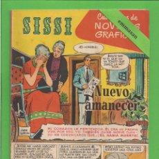 Tebeos: SISSI - Nº 15 - NOVELAS GRÁFICAS - NUEVO AMANECER - (1959). AL DORSO PETER VAN EYCK. Lote 171997463