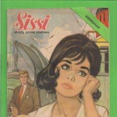 Tebeos: SISSI - Nº 114 - SELECCIÓN DE NOVELAS GRÁFICAS - Y LLEGÓ LA FELICIDAD. (1961). AL DORSO YVES MONTAND. Lote 172003264