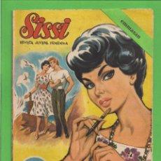 Tebeos: SISSI - Nº 146 - SELECCIÓN DE NOVELAS GRÁFICAS - CARTAS A MAMÁ - (1962). AL DORSO ANTHONY FRANCIOSA.. Lote 172011515