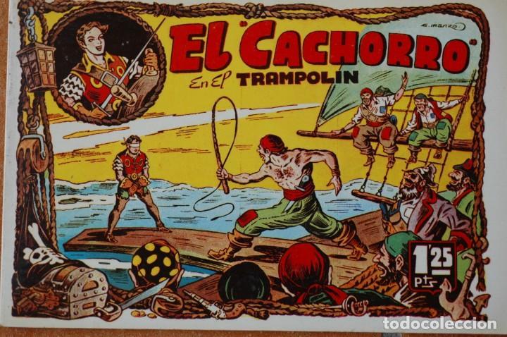 EL CACHORRO. TOMO NÚM. 3. POR IRANZO. IBERCOMIC EDICIONES 1985. 80 PAGS. B/N (Tebeos y Comics - Bruguera - El Cachorro)