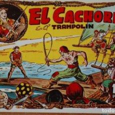 Tebeos: EL CACHORRO. TOMO NÚM. 3. POR IRANZO. IBERCOMIC EDICIONES 1985. 80 PAGS. B/N. Lote 172031043
