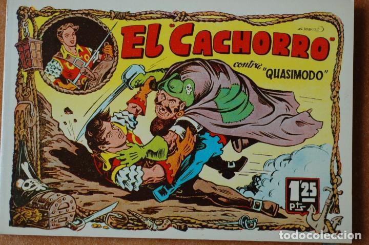 EL CACHORRO. TOMO NÚM. 8. POR IRANZO. IBERCOMIC EDICIONES 1985. 80 PAGS. B/N (Tebeos y Comics - Bruguera - El Cachorro)