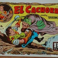 Tebeos: EL CACHORRO. TOMO NÚM. 8. POR IRANZO. IBERCOMIC EDICIONES 1985. 80 PAGS. B/N. Lote 172031455