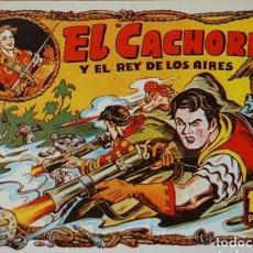 Tebeos: EL CACHORRO. TOMO NÚM. 2.CON 80 PAGS EN B/N POR IRANZO. IBERCOMIC EDICIONES 1985. . Lote 172106885