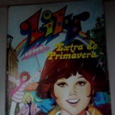 Tebeos: LILY EXTRA DE PRIMAVERA AÑO XVI. Lote 210631262
