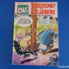 Tebeos: COMIC DE OLE MORTADELO Y FILEMON VAYA PAR DE CHIFLADOS Nº 146 AÑO 1982 DE BRUGUERA LOTE 22. Lote 172213437