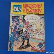 Tebeos: COMIC DE OLE MORTADELO Y FILEMON CADA DIA UNA TRIFULCA Nº 87 AÑO 1978 DE BRUGUERA LOTE 22. Lote 172214659