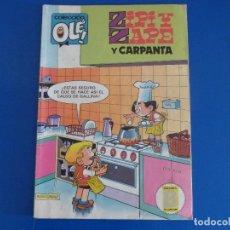 Tebeos: COMIC DE OLE ZIPI Y ZAPE Y CARPANTA Nº 277 AÑO 1987 DE BRUGUERA LOTE 22. Lote 172215338