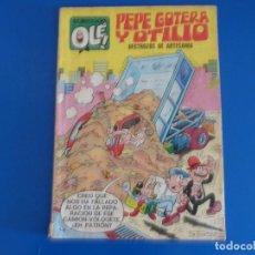Tebeos: COMIC DE PEPE GOTERA Y OTILIO DESTROZOS DE ARTESANIA Nº 23 AÑO 1982 DE BRUGUERA LOTE 22. Lote 172216890