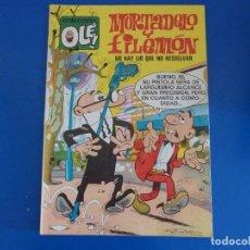 Tebeos: COMIC DE MORTADELO Y FILEMON NO HAY LIO QUE NO RESUELVAN Nº 28 AÑO 1976 DE BRUGUERA LOTE 22. Lote 172217693