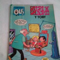 Tebeos: 16-OLE, ZIPI Y ZAPE, EDICIONES B.S.A, 1987. Lote 172339347