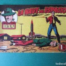 Tebeos: INSPECTOR DAN (1951, BRUGUERA) 69 · 1954 · LA NAVE DEL ESPACIO. Lote 172368790