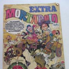Livros de Banda Desenhada: MORTADELO. EXTRA 25 ANIVERSARIO TVE. BRUGUERA CX18. Lote 172410887