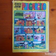Tebeos: REVISTA JUVENIL PULGARCITO Nº2020. Lote 172430188