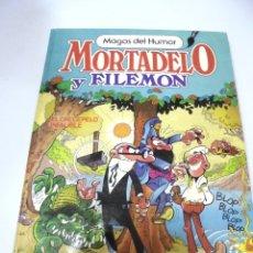 Tebeos: MAGOS DEL HUMOR. MORTADELO Y FILEMON. Nº 12. EDITORIAL BRUGUERA. Lote 172463403