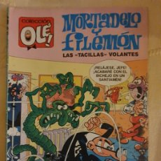 Tebeos: MORTADELO Y FILEMON 348 M 123. Lote 172469843